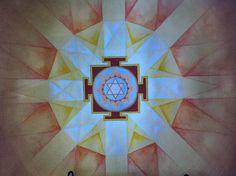 Rahu Yantra Mandala