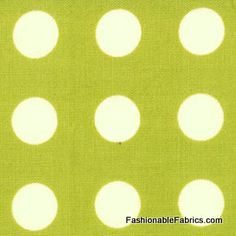 Fabric... Oh Deer Dot in Leaf Green by Momo for Moda Fabrics