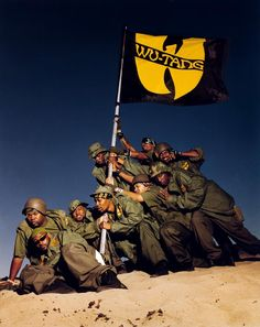Wu Tang Clan troop