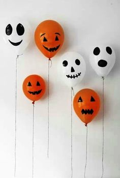 Halloween Cute Balloon Decoration