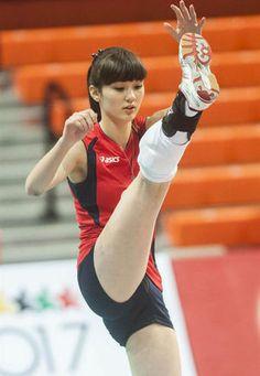 美しすぎる!!!女子バレー選手 カザフスタン 「サビーナ・アルティンベコワ」 画像100選 - NAVER まとめ