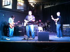 STONECUTTER LIVE BAND!