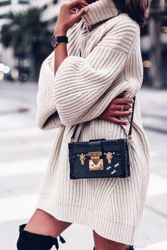 The VivaLuxury | San Diego Sweater Dressing