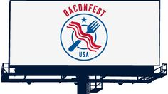 BaconFest Chicago, April 25-26. April is Bacon month in Chicago!