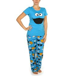 Cookie Monster pjs