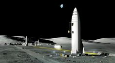 Elon Musk plans to put all of SpaceX's resources into its Mars rocket - The Verge Spacex Mars, Spacex Starship, Spacex Rocket, Elon Musk, Mars Rocket, Rocket Ships, Vieux Pianos, Colonising Mars, Planets