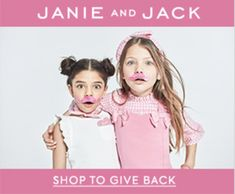 Think Pink! A limited edition collection benefiting the Pink Agenda, a non-profit that funds breast cancer research & grants wishes with FAB-U-WISH. FromMay 10th through June 21st, 2020, the Janie and Jack Think Pink Collection willdonate 25% of salestoThe Pink AgendaandFAB-U-WISH, witha minimum donation of $250,000.  #afflink
