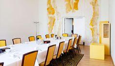 Meetings - Lloyd Hotel & Cultural Embassy - Amsterdam - The Netherlands