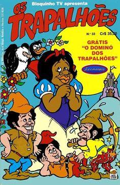 Os Trapalhões (Ed. Bloch) - 033