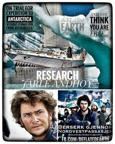 Flat Earth - Jarle Andhoy