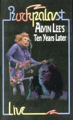 200 Ten Years After Ideas Alvin Lee Ten Blues Rock