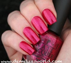 OPI - Let Me Entertain You  http://www.demelzasworld.com/opi-let-me-entertain-you/