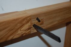 japanese joinery shachi tsugi, palisander  keys