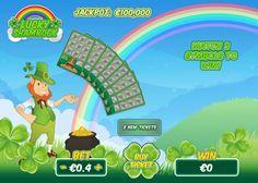Lucky Shamrock - http://www.automaty-ruleta-zdarma.com/lucky-shamrock-automat-online-zdarma/