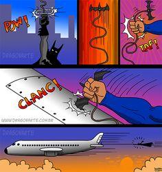 Dragonarte Comics. Try not to laugh (over 100 strips) - Album on Imgur