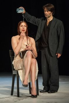 PINA BAUSCH i saw this live in Paris!