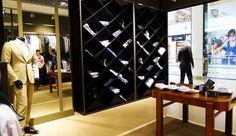 Zrealizowane w nowym koncepcie pierwsze salony marki.
