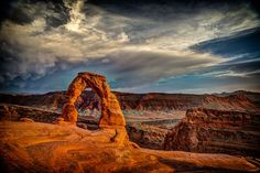 Delicate Arch II by Jeff Burton on 500px