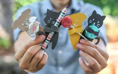 Espaço Infantil – Moldes de Animais para Lembrancinha Infantil