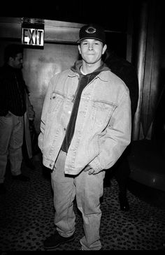20 Vintage Photos of Mark Wahlberg Looking Jacked and Angry