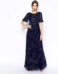 ASOS long dress