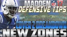 Madden NFL 17 Defensive Tips: Cover 2 - http://www.sportsgamersonline.com/madden-nfl-17-defensive-tips-cover-2/