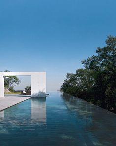 Tadao Ando | House in Monterrey, 2013.