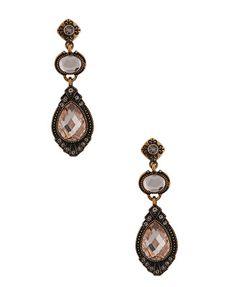 Womens chandelier earrings | shop online | Forever 21 - 1000046861 ...