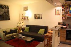 Appartement de vacances à Paris – Lovely 2 rooms flat 40m²