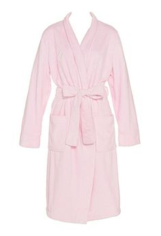 Image for Jacquard Fleece Gown from Peter Alexander