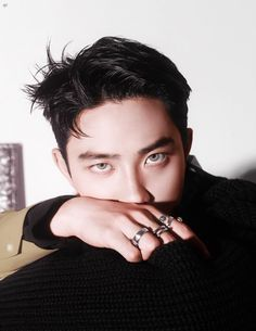 his eyes Kyungsoo, Exo Chanyeol, Kdrama, Chansoo, Do Kyung Soo, Kpop, Exo Members, K Idols, Pretty People