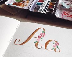 A collection of my lettering work from early 2015.