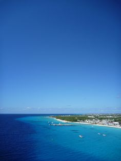 I think I can just make out Jack's Shack from here. Can't wait to go back to Grand Turk on a Carnival Cruise!