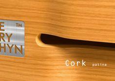 Визуализация логотипа и металической шильды для PETRYSHYN TM.