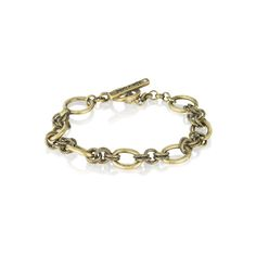 Introducing your new go-to style statement: our signature Trésors Toggle Bracelet, a vintage-inspired #armsoirée favorite featuring textured + smooth handmade chain links. For a charm party all your own, clip on a few of your favorite Trésors charms – this wear-anywhere collection is all about personalization!