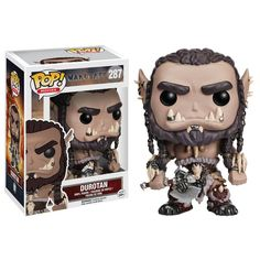 Funko World Of Warcraft POP Durotan Vinyl Figure - Radar Toys