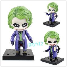 "The #joker villain's edition #batman dark knight 4"" #action figure nendoroid no.5, View more on the LINK: http://www.zeppy.io/product/gb/2/252404146815/"