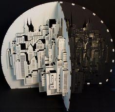 ingrid siliakus: paper architecture