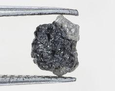 0.68 Ct Sparking Natural Rough Loose Diamond Real Rare Diamond