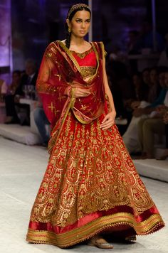 Indian Bridal REDS- loved & pinned by www.omved.com