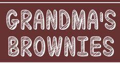 Mari Belajar Dasar Microsoft Word, Excel, Power Point dan Accsess, Temukan Tutorialnya di Blog ini !!! Chocolate Deserts, Chocolate Brownies, Chocolate Cookies, Dessert For Two, Dessert Salads, Dessert Recipes, Desserts, Toffee Cake, Just Bake