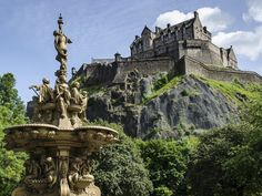 Given that Edinburgh is a city deeply steeped in history, and that it dominates the city's skyline, Edinburgh Castle is an obvious first stop. While few visitors would want to miss seeing the Crown Jewels and Stone of Destiny, at $25 it's an expensive ticket. Luckily you can balance the cost with a visit to a free attraction.