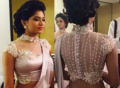 Sri Lankan fashion - Dressed by Ana Domingo