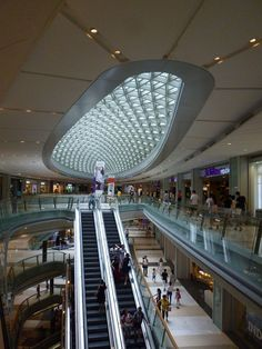 Inside KK Mall, Luohu District, Shenzhen