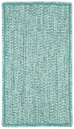 Sea Glass Ocean Blue Rugs - Capel Rugs