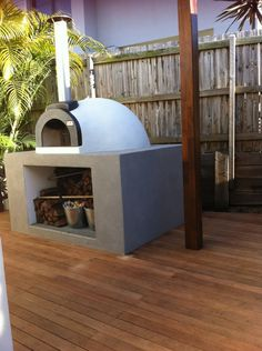 Fraser Coast Wood Fired Ovens in Howard, QLD under Catering--Functions Outdoor Barbeque, Outdoor Kitchen Patio, Outdoor Kitchen Design, Outdoor Living, Diy Pizza Oven, Pizza Oven Outdoor, Pizza Ovens, Pizza Oven Fireplace, Woodfired Pizza Oven