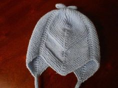 шапочка для мальчика спицами