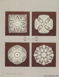 Crochet: motivos
