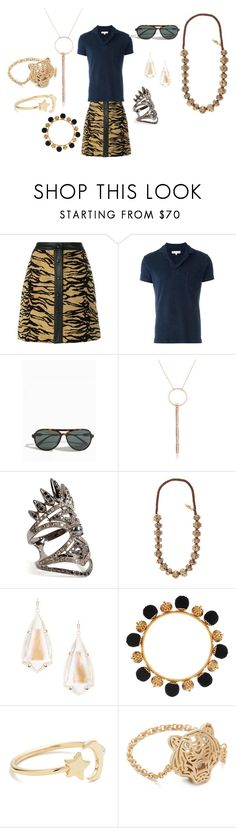"""""""clothes aren't going to change"""" by emmamegan-5678 ❤ liked on Polyvore featuring ADAM, Orlebar Brown, Ruifier, Nikos Koulis, Weekend Max Mara, Kendra Scott, Dolce&Gabbana, Ariel Gordon, Kenzo and modern"""