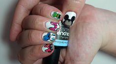 Disney Nails.   #disney #inspired #amazing #nail #art #monaco #penrose #auckland
